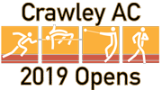 Crawley AC Open Meetings 2018